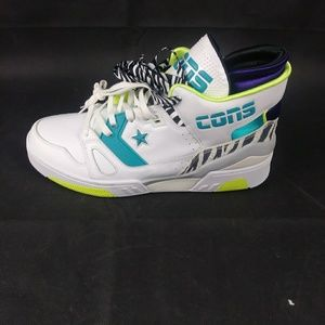 Converse ERX 260 Animal Mid Just Don C White Teal